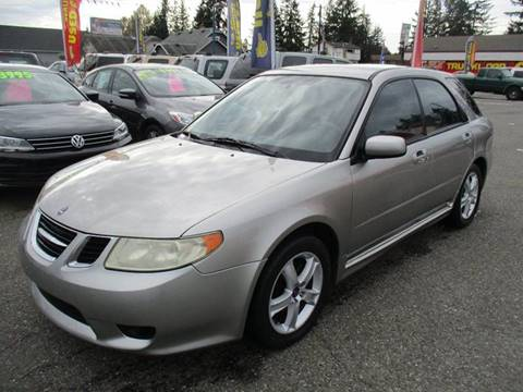 2005 Saab 9-2X for sale in Marysville, WA