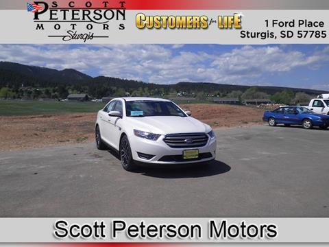 2017 Ford Taurus for sale in Sturgis, SD