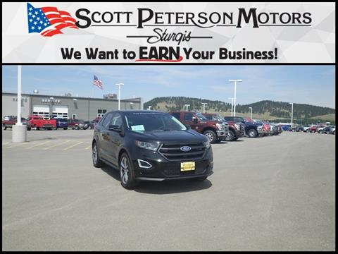 2017 Ford Edge for sale in Sturgis, SD