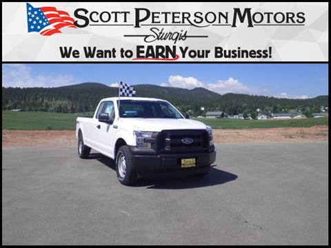 2017 Ford F-150 for sale in Sturgis, SD