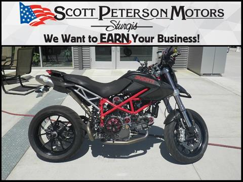 2009 Ducati Hypermotar