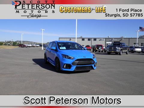 2017 Ford Focus for sale in Sturgis, SD