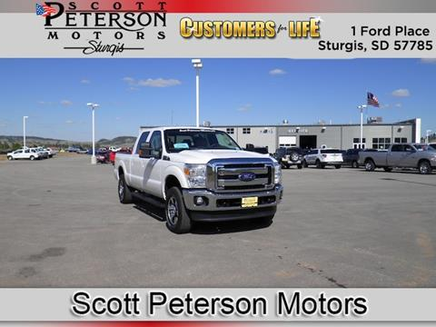2016 Ford F-250 Super Duty for sale in Sturgis, SD