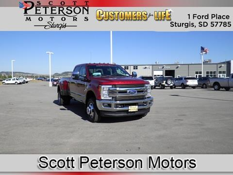 2017 Ford F-350 Super Duty for sale in Sturgis, SD