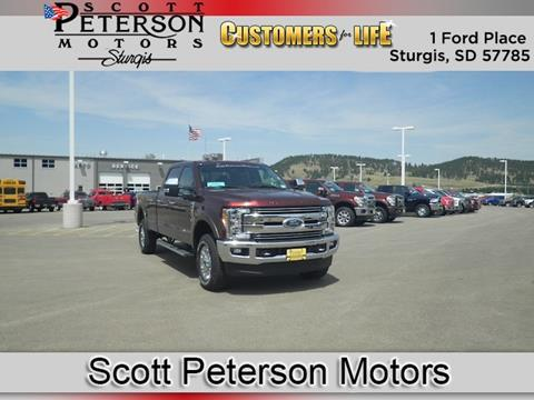 2017 Ford F-250 Super Duty for sale in Sturgis, SD