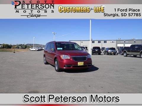 2014 Chrysler Town and Country for sale in Sturgis, SD