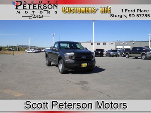 2018 Ford F-150 for sale in Sturgis, SD