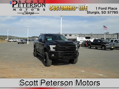 2015 Ford F-150 for sale in Sturgis, SD