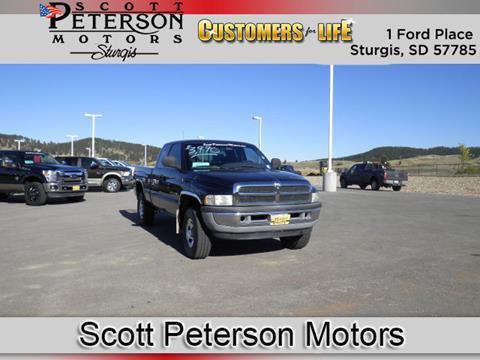 1998 Dodge Ram Pickup 1500 for sale in Sturgis, SD