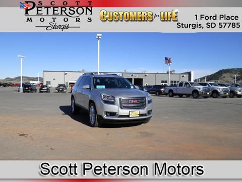 2013 GMC Acadia for sale in Sturgis, SD