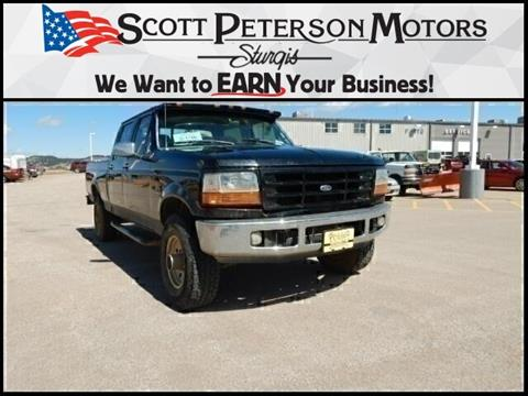 1997 Ford F-250 for sale in Sturgis, SD