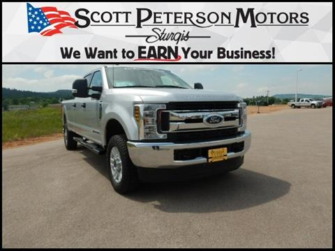 2018 Ford F-350 Super Duty for sale in Sturgis, SD