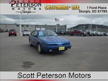1993 Pontiac Sunbird for sale in Sturgis, SD