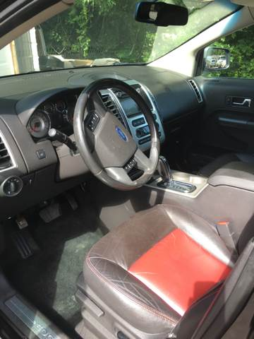 2008 Ford Edge AWD Limited 4dr Crossover - Ashville NC