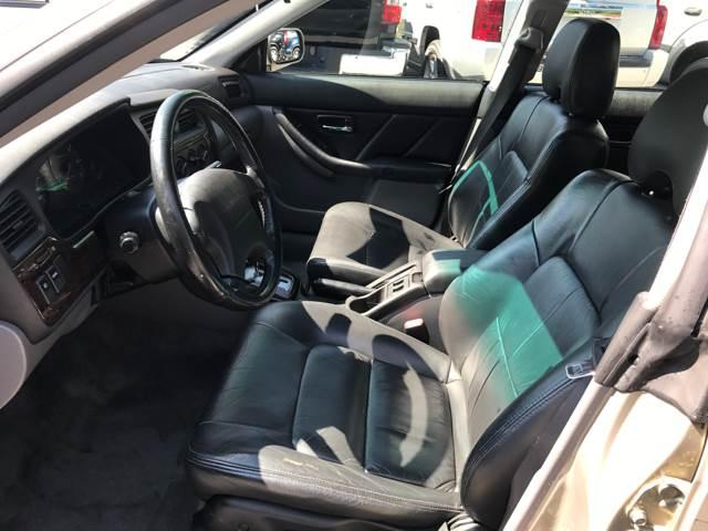 2001 Subaru Legacy AWD GT Limited 4dr Sedan - Ashville NC