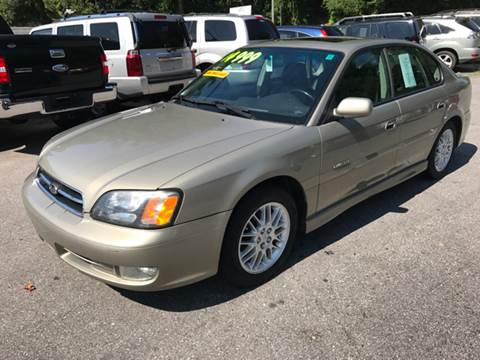 2001 Subaru Legacy for sale in Ashville, NC