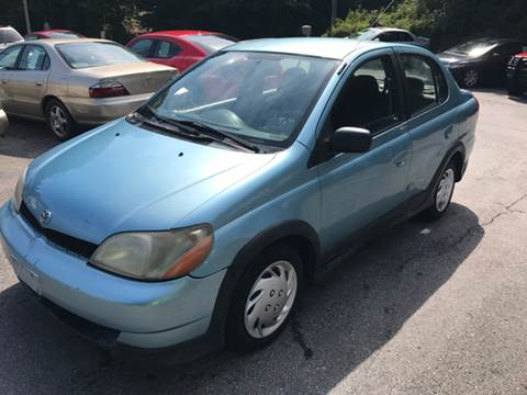 2001 Toyota ECHO for sale in Ashville, NC