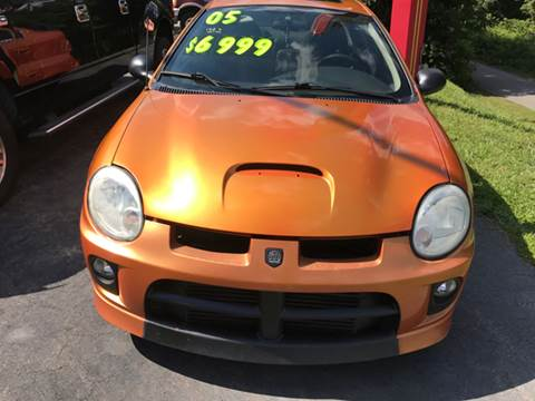 2005 Dodge Neon SRT-4 for sale in Ashville, NC