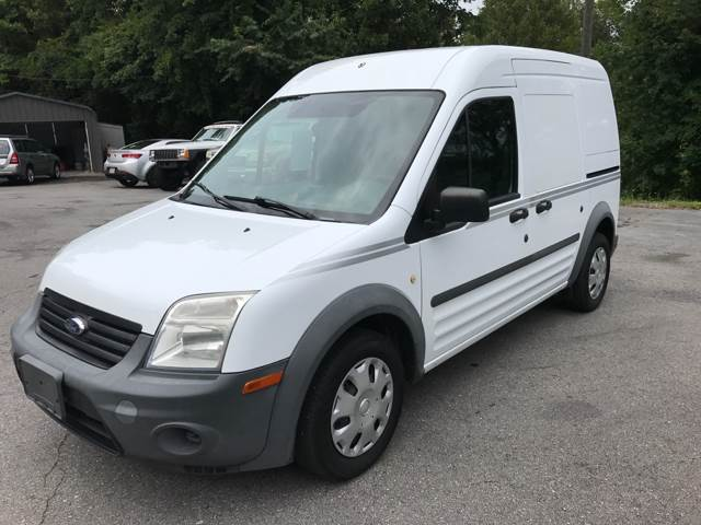 2012 Ford Transit Connect XL 4dr Cargo Mini-Van w/o Side and Rear Glass - Ashville NC