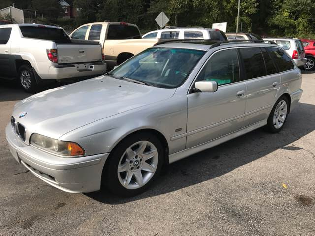 2003 Bmw 5 Series 525i 4dr Sport Wagon In Ashville NC  Skyline Motors