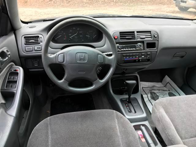 1998 Honda Civic LX 4dr Sedan - Ashville NC