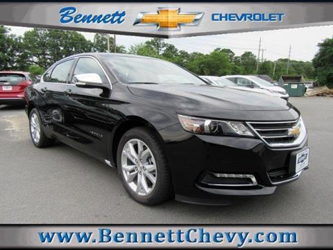 2018 Chevrolet Impala for sale in Egg Harbor Township, NJ