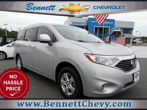 2017 Nissan Quest for sale in Egg Harbor Township, NJ