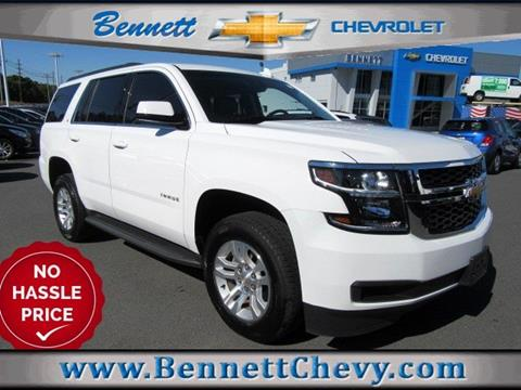 2017 Chevrolet Tahoe for sale in Egg Harbor Township, NJ