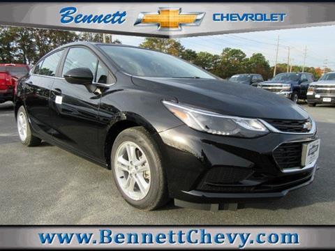 2018 Chevrolet Cruze for sale in Egg Harbor Township, NJ