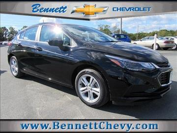 2017 Chevrolet Cruze for sale in Egg Harbor Township, NJ