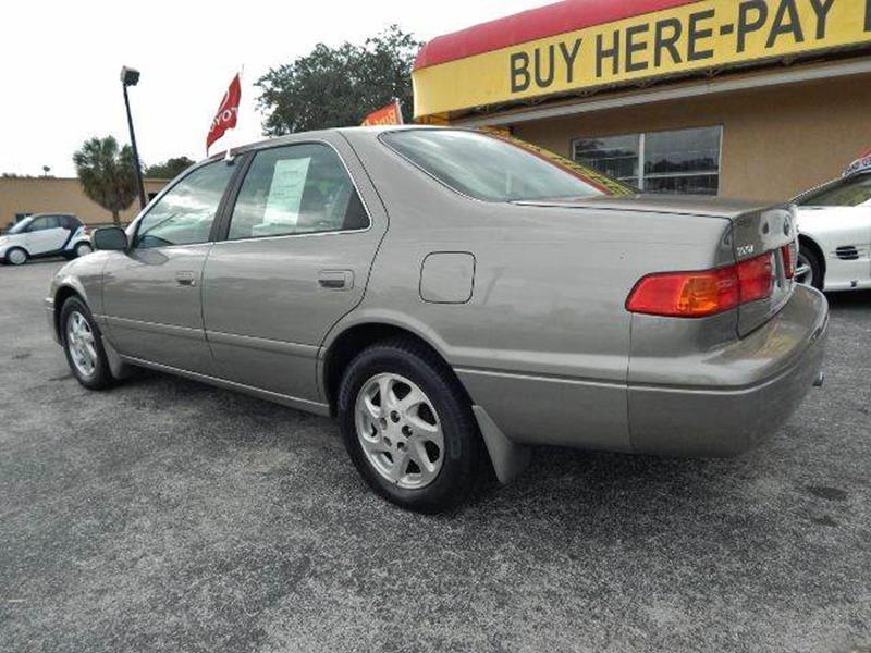 2000 Toyota Camry In Sarasota nul - Cars Plus