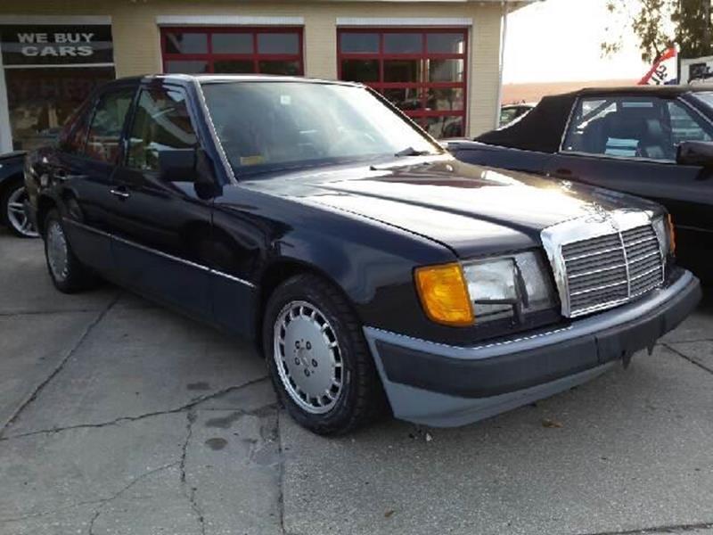 1993 Mercedes-Benz 300-Class In Sarasota FL - Cars Plus