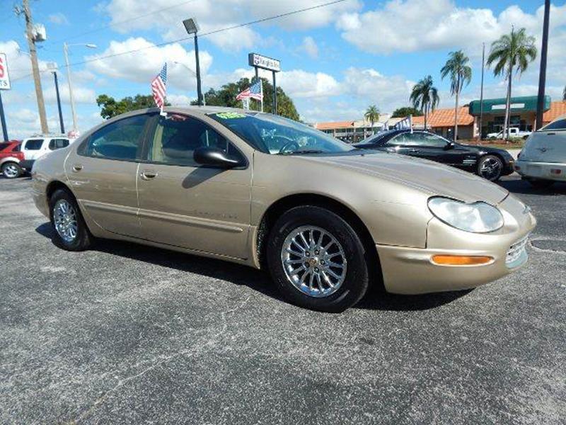 2000 Chrysler Concorde In Sarasota FL - Cars Plus