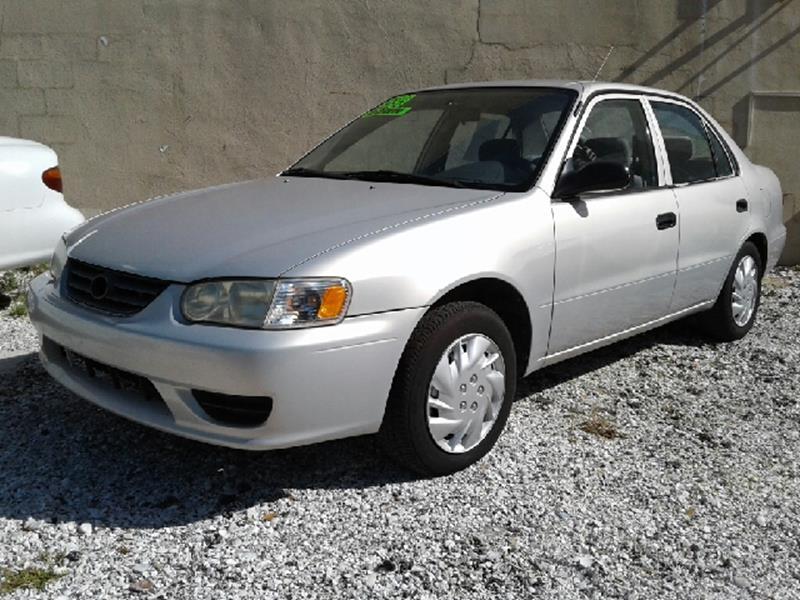 2002 Toyota Corolla CE In Sarasota nul - Cars Plus