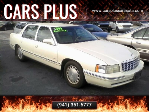 1999 Cadillac DeVille For Sale In Sarasota FL