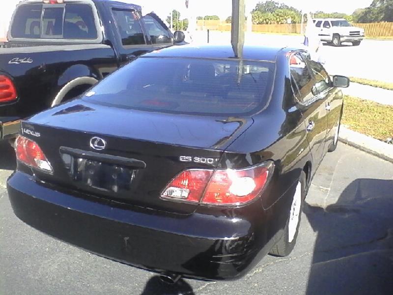 2003 Lexus ES 300 In Sarasota nul - Cars Plus