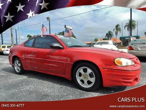 2003 Pontiac Grand Am for sale in Sarasota, FL