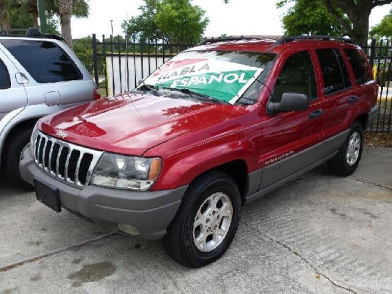 2002 Jeep Grand Cherokee In Sarasota FL - Cars Plus