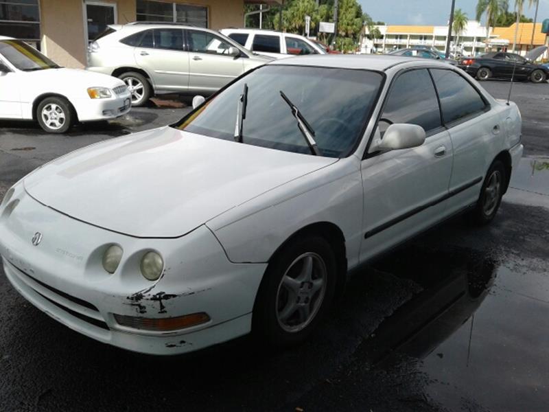 1994 Acura Integra In Sarasota FL - Cars Plus