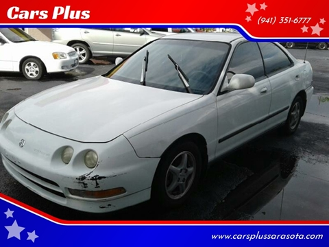 Used Acura Integra For Sale In Florida Carsforsalecom - Used acura integra for sale