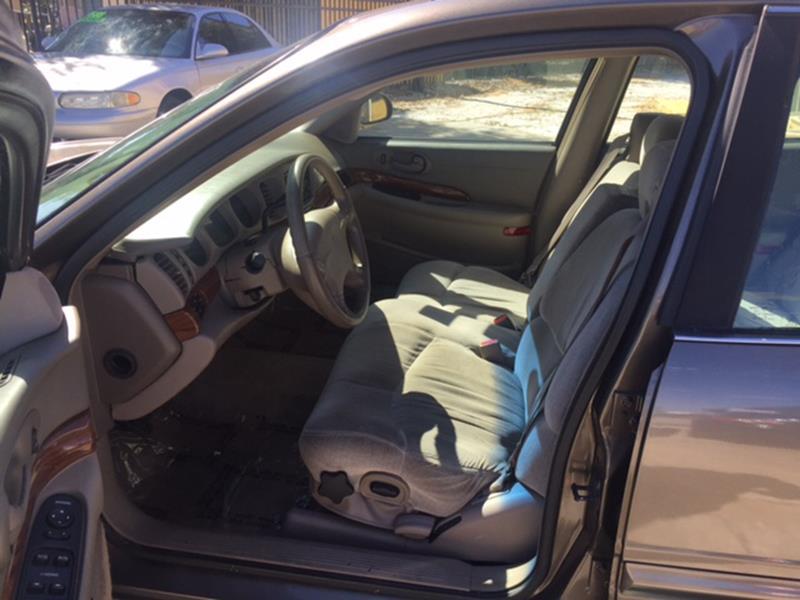 2001 Buick LeSabre In Sarasota FL - Cars Plus