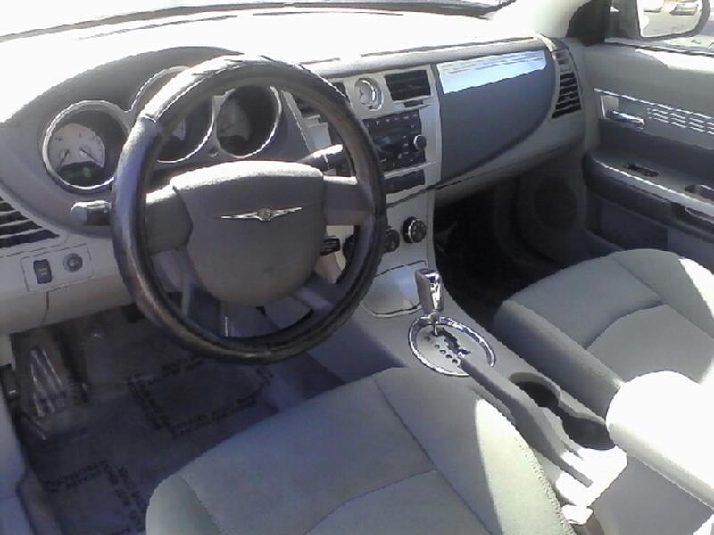2008 Chrysler Sebring In Sarasota FL - Cars Plus