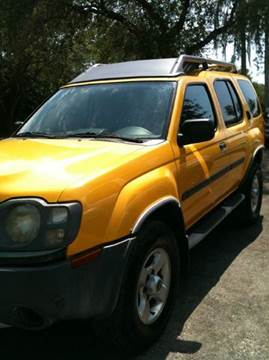 2004 Nissan Xterra for sale at Cars Plus in Sarasota FL