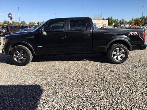 2012 Ford F-150 for sale in Lovell, WY