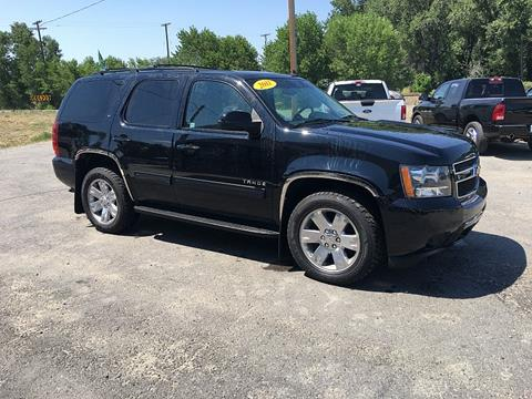 2011 Chevrolet Tahoe for sale in Lovell, WY