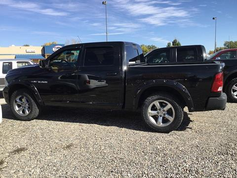 2010 Dodge Ram Pickup 1500 for sale in Lovell, WY