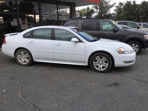 2012 Chevrolet Impala for sale in Lovell, WY
