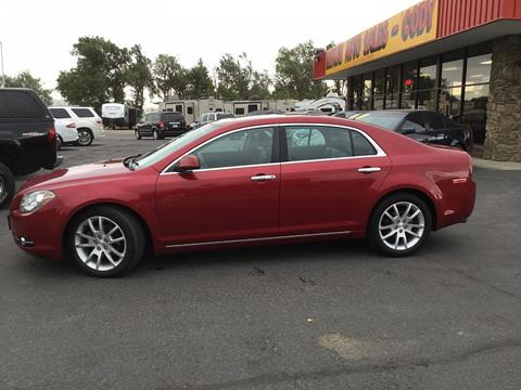 2012 Chevrolet Malibu for sale in Lovell, WY