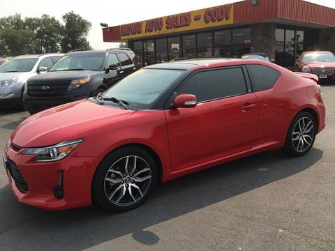 2015 Scion tC for sale in Lovell, WY
