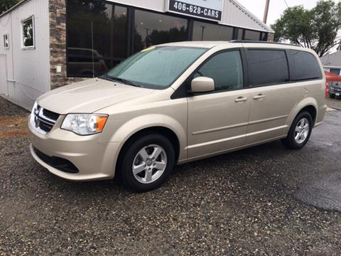 2013 Dodge Grand Caravan for sale in Lovell, WY